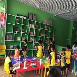 幼儿托管辅导中心加盟好项目