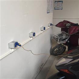 智能充电桩扫码充电免加盟费