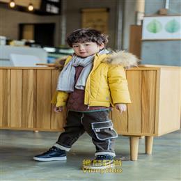 广州加盟维尼叮当童装工艺考究