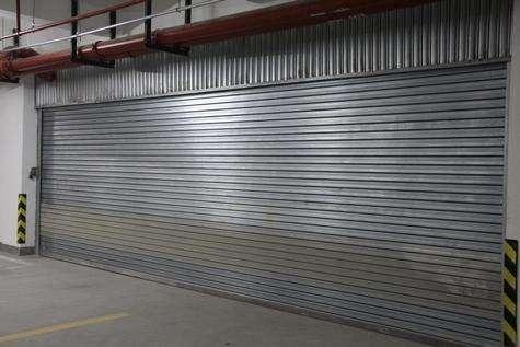 天津河东区厂家安装商场防火卷帘门