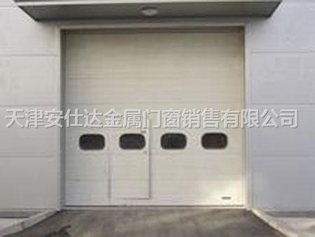 天津津南区安装工业提升门,维修工业堆积门
