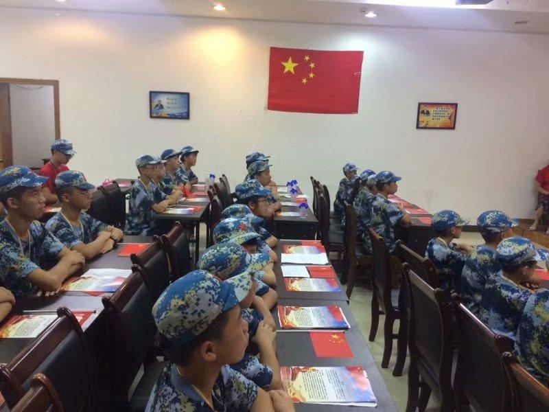桂林中小学生夏令营