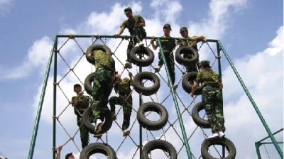 桂林夏令营拓展生活