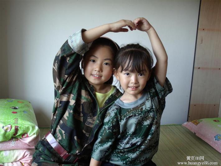 广西桂林夏令营生活