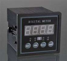 TR204U-AX1單相電壓表接線圖,說明書