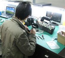 温州专业拍得丽数码相机  相机镜头维修