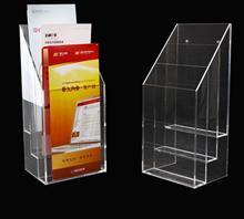 亚克力资料架冠军,专业亚克力展架-深圳有机玻璃制品图片