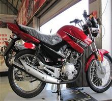 广州/雅马哈天剑125摩托车