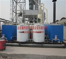 圣宇筑路设备/供应智能导热油式乳化沥青设备