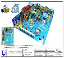 滨州淘气堡儿童乐园设备厂家合作