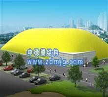 气膜式建筑-剧场气膜建筑图片