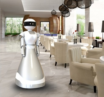 专业峰会召开在即 服务机器人风口将至
