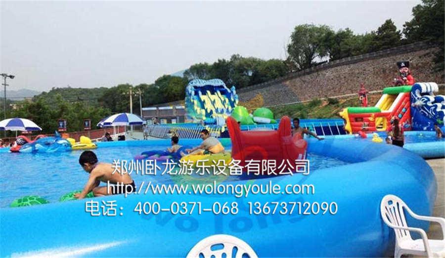 移动式水池购买 郑州卧龙