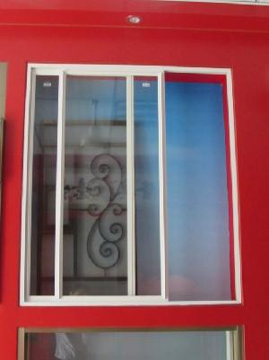 铝合金防盗网阳台防护栏安装制作公司