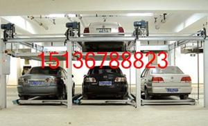 河南郑州立体停车设备 使zui小的空间停zui多的车