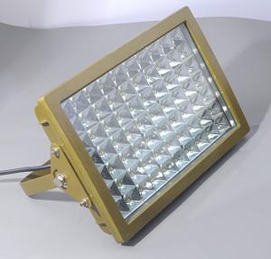 麻城化工厂led防爆马路灯,加油站120w防爆灯具