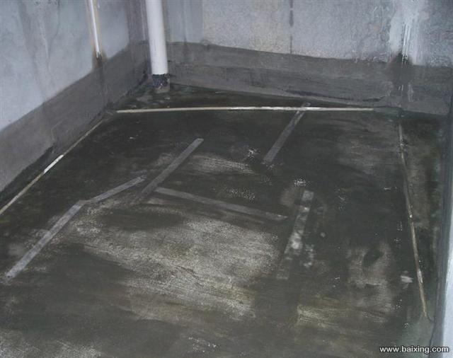 沉箱式卫生间漏水如何补救