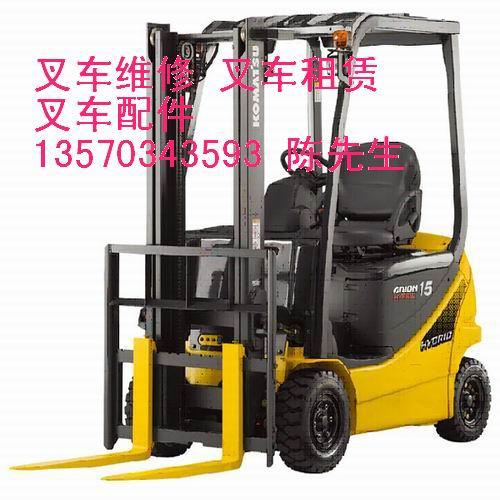广州叉车出租 广州进口电动叉车租赁公司