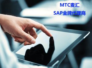 快消品行业ERP系统实施 尽在MTC麦汇 SAP代理商