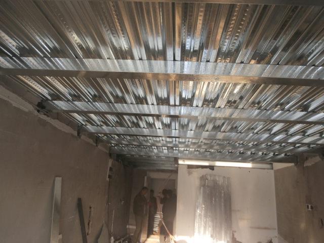 钢结构阁楼搭建厂房库房安装