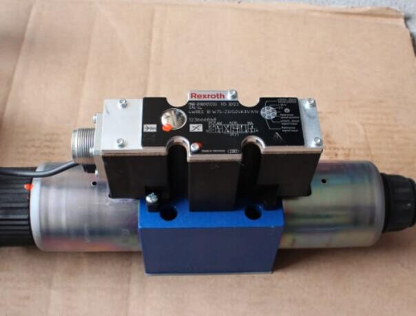 3WE10A5X/EG24N9K4/M力士乐电磁阀