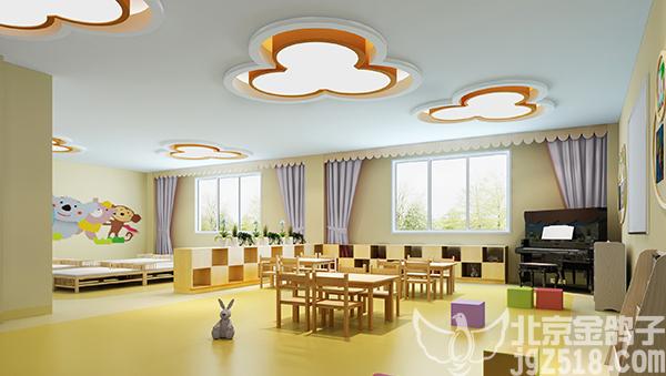 廊坊幼儿园的装修幼儿园装饰设计方案哪家好。北京金鸽子装饰设计有限公司致力于幼儿园装修、幼儿园设计、幼儿园装修设计、幼儿园建筑设计、幼儿园环境设计,专门为幼儿园提供服务。设计师团队不仅精通设计而且了解幼教行业,施工队伍不仅工艺精良,而且能够严格按照国际标准施工,是值得信赖的幼儿园装修设计公司。服务热线:400-627-2202 13521250288   进行幼儿园装修设计工程要考虑的除了我们以前提到的幼儿园结构问题外,环境与特色问题也是非常重要的,环境方面要适合幼儿在身体与智力不断提高时的适用性,特色