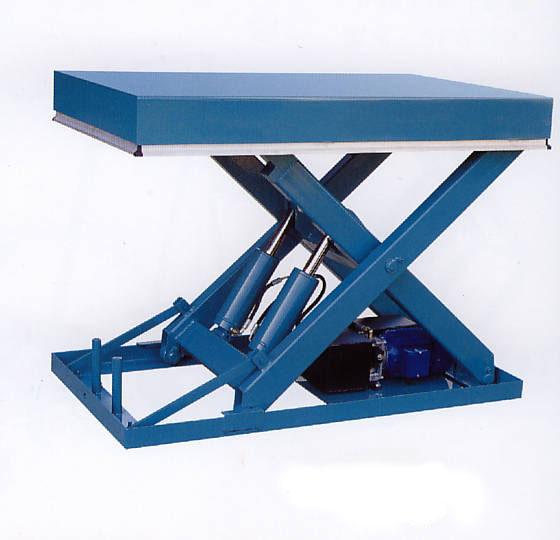 厂家直销载重30吨升降机 地坑式大吨位升降平台