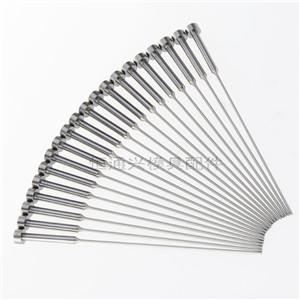 深圳厂家专业加工扁顶针 非标定做精密耐磨扁顶针选恒通兴