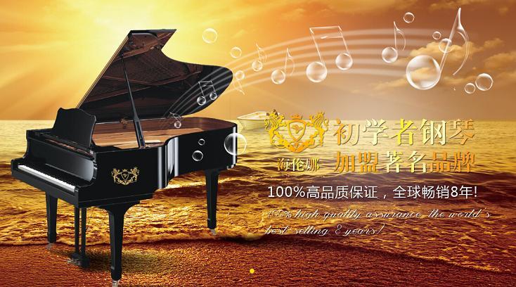 绍兴进口钢琴【海伦娜钢琴】保证10年质保,终身售后服务