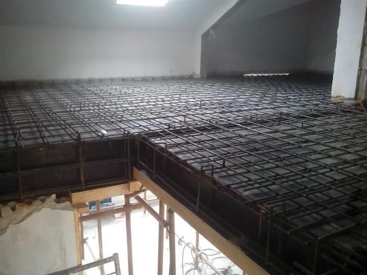 方形室内应该首先考虑——钢架现浇隔层的建造方法