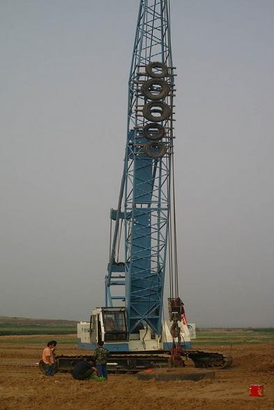 供甘肃DDC夯扩桩工程和兰州DDC法水泥土夯扩桩施工
