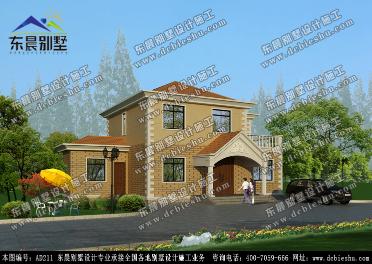 【【东晨】农村小别墅设计图纸】价格
