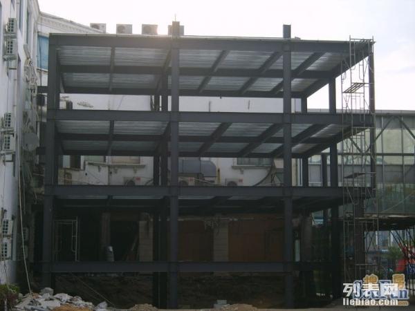 【北京库房夹层搭建室内钢结构二层搭建】价格