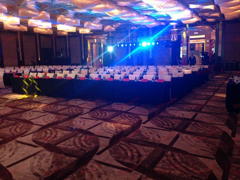 大型活动灯光音响LED舞台桁架租赁