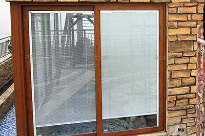 门窗磁控装置电路图