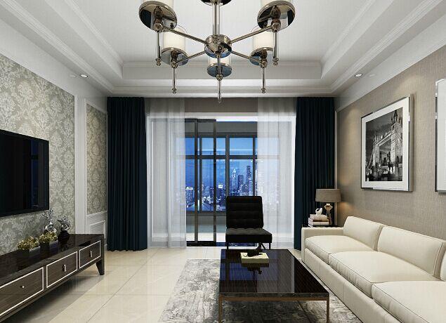 南京客厅装修设计-南京一号家居-南京客厅装修效果图