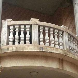 供兰州石雕栏杆和甘肃石材护栏现货供应