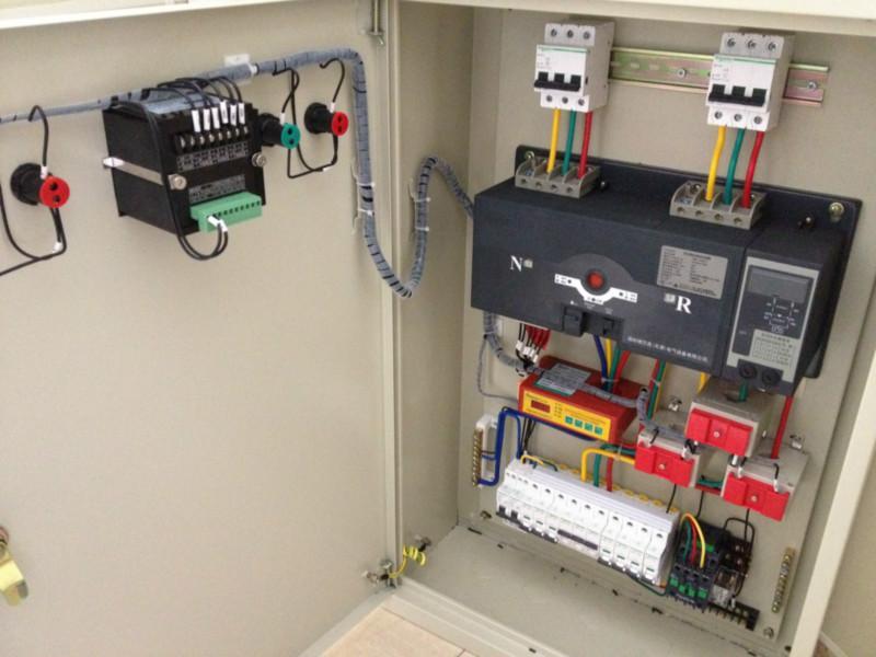 双电源转换柜
