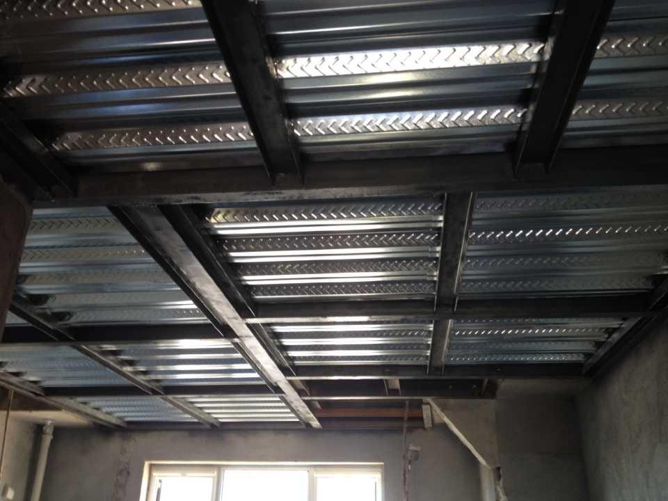 天津混泥土钢结构阁楼款式更新