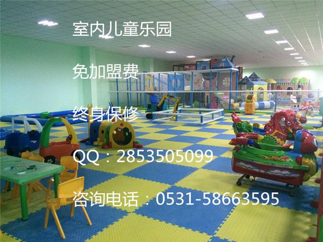 滨州光腚猴儿童乐园寓教于乐引追捧