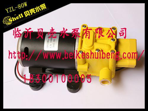 【临沂电动喷雾器水泵生产厂家】价格