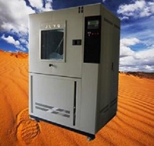 南京喷砂试验箱标准