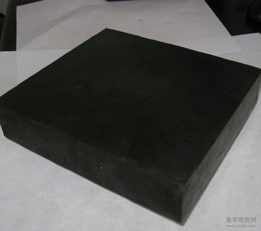 【普通耐磨黑色橡胶板的介绍】价格
