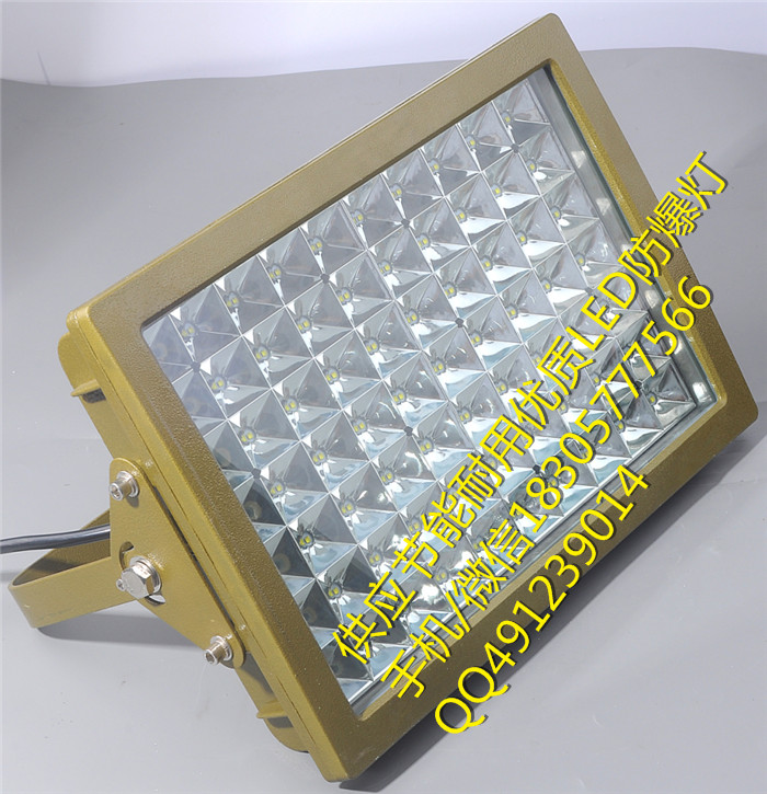 丹阳化工厂led防爆马路灯,加油站120w防爆灯具