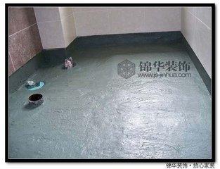 漷县卫生间地面防水施工