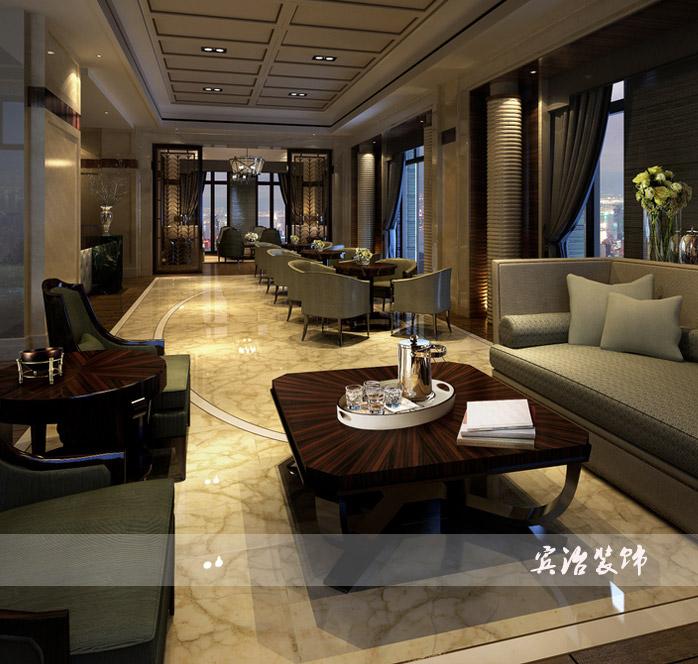 郑州娱乐会所装修设计|宾治装饰