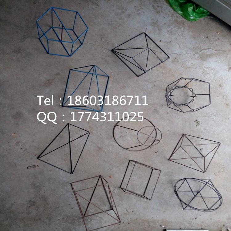 长方体数学教具模型