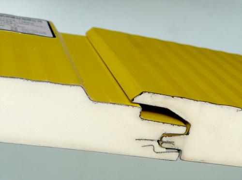 聚氨酯夹芯板PU板
