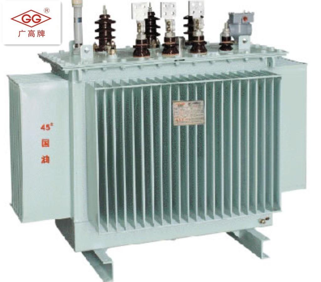 广高牌 36KV双绕组有载电力变压器