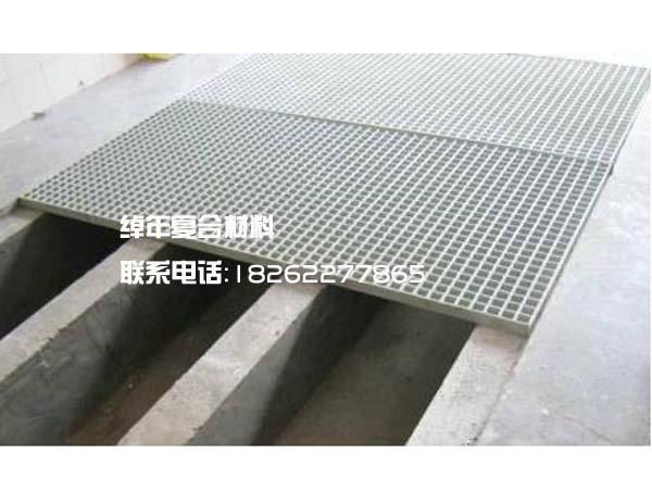 采用盖板型格栅时应注明玻璃钢格栅花纹板型